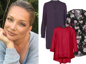 Kolaż, ubrania dla kobiet o pełniejszych kształtach/www.instagram.com/joannaliszowskaofficial
