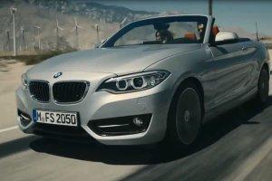 Wideo | Salon Pary� 2014 | BMW serii 2 Cabrio | Pi�kne chwile