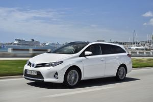Toyota Hybrid Auris Touring Sports | Test