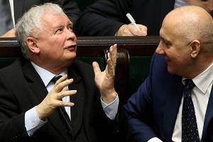 """Joachim Brudziński. """"Opiekun"""" prezesa Kaczyńskiego szefem MSWiA"""