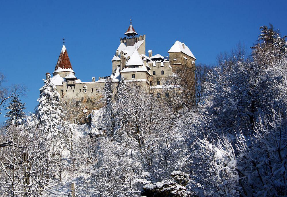 Zamek Bran. Transylwania, Rumunia / fot. Shutterstock