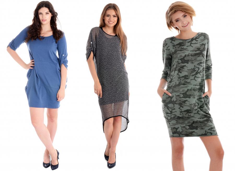 b0dd79f343 Sukienki na jesień do 129 zł  ponad 30 modnych propozycji