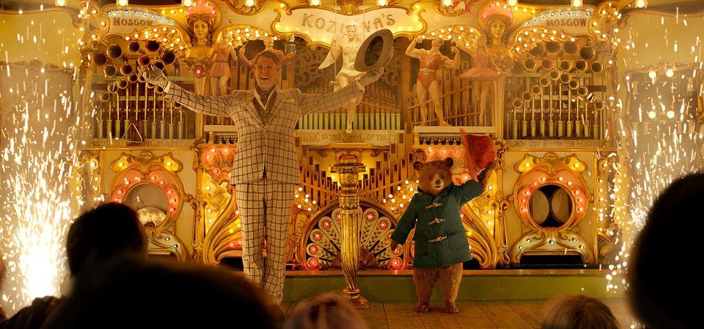 Kadr z filmu 'Paddington 2' / Materiały prasowe