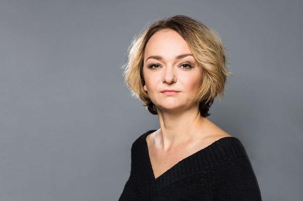"""""""Ucho Prezesa"""". Izabela Dąbrowska: Pani Basia podniosła moje notowania. Ale chciałabym zagrać Szymborską"""