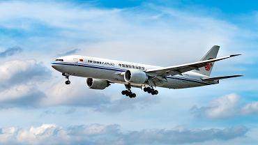 Boeing 777f  chińskich linii lotniczych