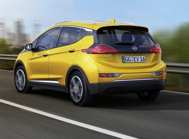 Opel Ampera-e | 150 km w 30 minut