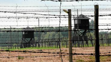 Teren byłego obozu koncentracyjnego na Majdanku