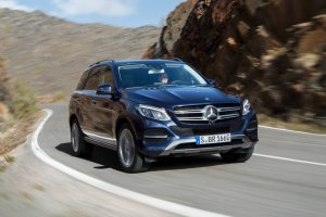 Salon Nowy Jork 2015 | Mercedes GLE i Mercedes-AMG GLE 63 | ML po liftingu