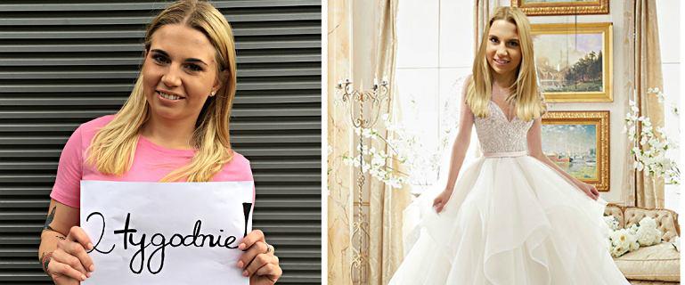 #30dnidoślubu - 2 tygodnie do przymiarki sukni [WYZWANIE MYFITNESS]