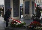 """Katy�. Prezydent Komorowski: """"XX wiek nie zna takiej zbrodni jak zbrodnia katy�ska"""""""
