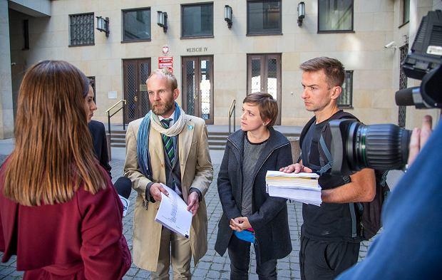 Zdjęcie numer 1 w galerii - Kaja Godek nazwała osoby homoseksualne