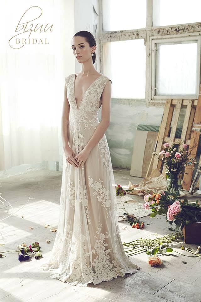 Suknie ślubne Bizuu Na 2015 Zobacz Przepiękną Kampanię Bizuu Bridal