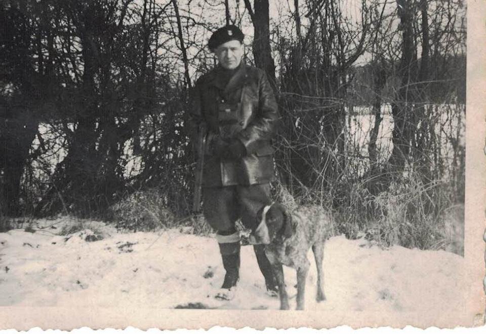 Wojskowe pamiątki Piotra Rzeczyckiego