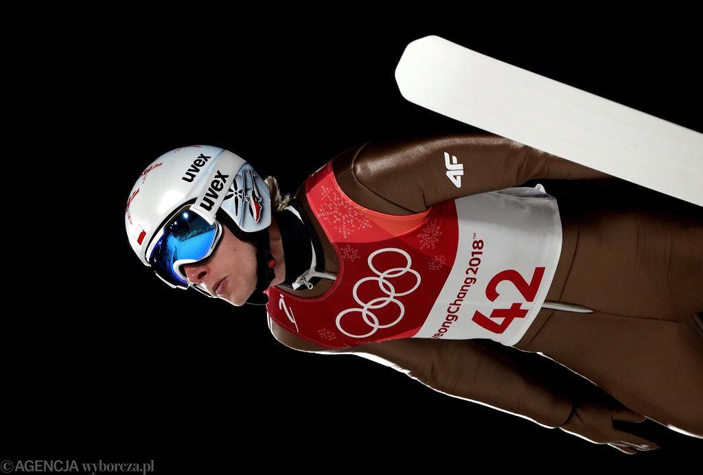Zdjęcie numer 3 w galerii - Skoki narciarskie. Dawid Kubacki zaskoczy wszystkich w Pucharze Świata?