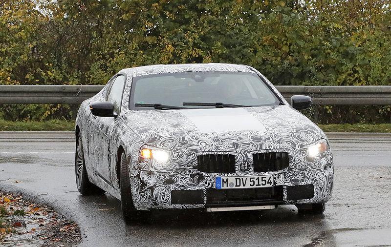 Prototyp BMW serii 6