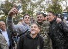 Ukraina: dymisja ministra obrony. Prezydent: W najbli�szych dniach wstrzymanie ognia