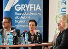 OD lewej:  Krzysztof Soska,  Inga Iwasiów, Artur Daniel Liskowacki,  Anna Lemańczyk - Bialas