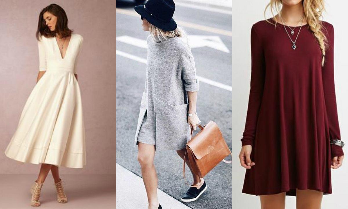 20afdc0781 Kobiece sukienki na każdą okazję