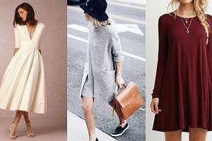 Kobiece sukienki na każdą okazję