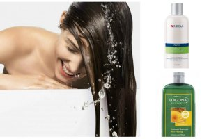 Piel�gnacja w�os�w inaczej - najpierw od�ywka, potem szampon