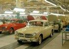 P� wieku fabryki Volvo w Torslanda | Galeria