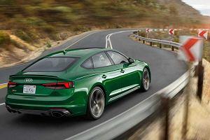 Audi RS 5 Sportback - 444 KM mocy w Nowym Jorku