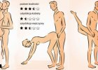 """9 pozycji seksualnych, których kobiety nie lubią. On chce na taczkę, ona na to: """"Nie do zrobienia!"""""""