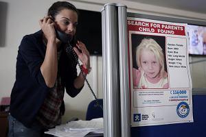Nowe informacje o dziewczynce odebranej Romom. Nie ma jej w bazie DNA Interpolu
