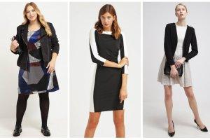 Najmodniejsze sukienki na jesie� - ponad 21 propozycji
