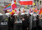 Instrukcja na geja. Policyjny poradnik, jak rozmawiać z mniejszościami