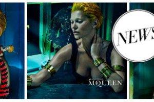 Kate Moss w kampanii Alexandra McQueena! Jak wypad�a? [WIDEO]