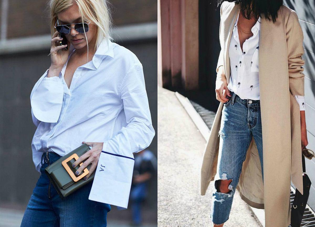 6c9b80ccded99 Jeansy i elegancka koszula - klasa bez zobowiązań