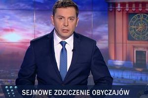 """Wiadomość ze starego roku: Rekordowa liczba skarg na """"Wiadomości"""""""