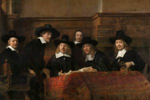 Rembrandt: Geniusz w locie na dno