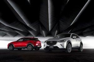 Salon Los Angeles 2014 | Mazda CX-3 | Crossover z japo�sk� dusz�