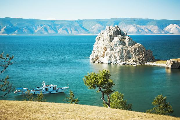 Rusija - Page 2 Z12335676Q,Jezioro-Bajkal--Rosja--Jezioro-Bajkal-nazywane-morzem