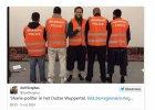"""""""Policja szariatowa"""" w niemieckich miastach. Rz�d: Nie b�dziemy tego tolerowali"""