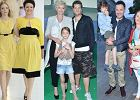 Figurski z c�rk�, Steczkowska z c�rk� i inne gwiazdy z dzie�mi na pokazie Warsaw Fashion Street