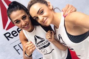 Lubię intensywne treningi siłowe oraz biegi. Joanna Jędrzejczyk zdradza szczegóły swojego treningu [Reebok Leg Day]