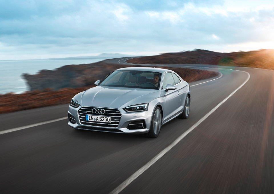 Nowe Audi A5