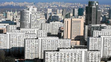 Ceny mieszkań w Warszawie wzrosły o 11 proc.
