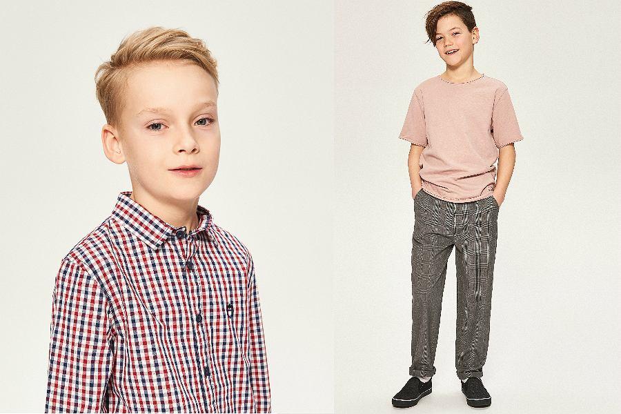 3b1464e8b8 Modne ubrania dla chłopców w wieku 10 lat. Da się markowo i tanio