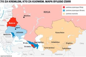 By�e kraje ZSRR lawiruj�, by nie podpa�� Putinowi. Boj� si� nawet sojusznicy