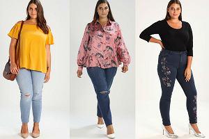 Przegląd modnych jeansów na jesień