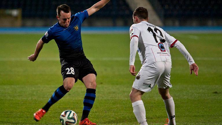 Zawisza Bydgoszcz pokonał Zagłębie Sosnowiec 6:1