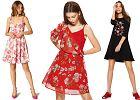 Sukienki krótkie rozkloszowane