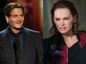 Johnny Depp, Daisy Ridley