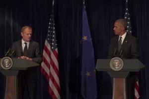 """Szczyt NATO: Tusk: """"Nie ma wolno�ci w Europie, bez solidarno�ci atlantyckiej"""""""