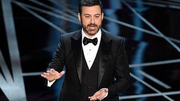 Jimmy Kimmel prowadzący galę rozdania Oscarów