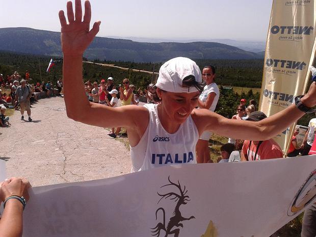 Najszybsza wśród kobiet, Antonella Confortola